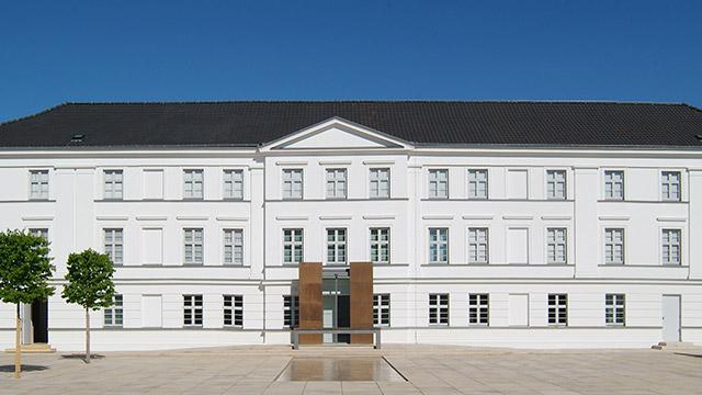 Bewahren - Caspar David Friedrich | Seit 1774. In Greifswald.